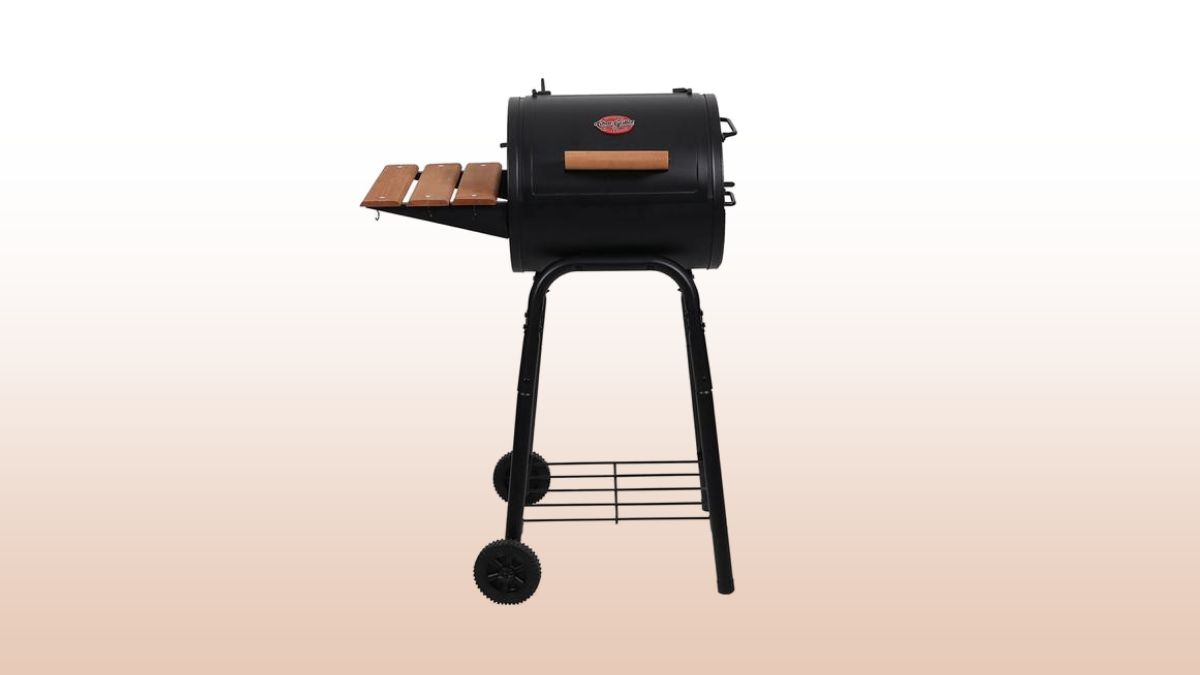 char-griller patio pro isolated