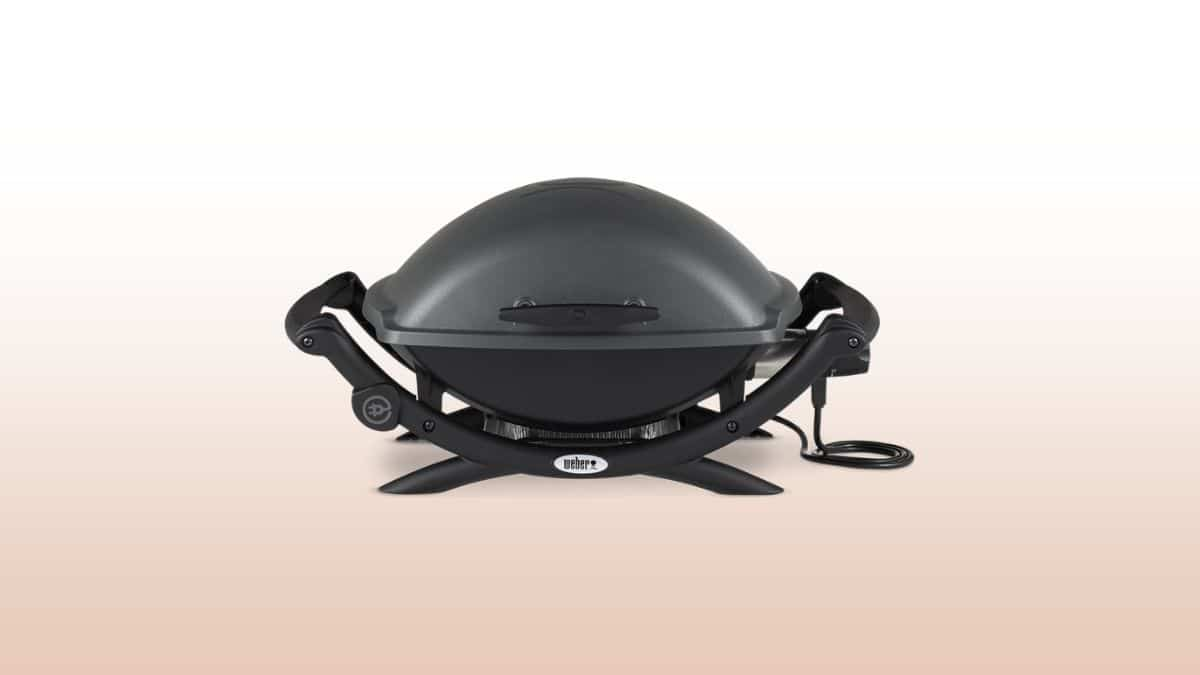 weber q2400 isolated